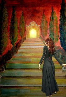 Das leuchtende Tor von Marie Luise Strohmenger