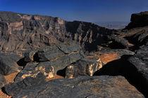 Canyon Blick by Jürgen Feuerer