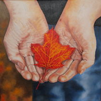 Hands by Ruth Baker