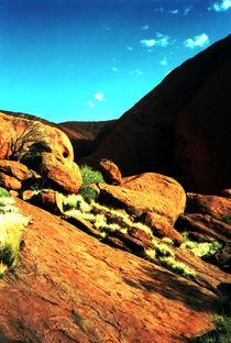 Alice Springs Australia by aidao