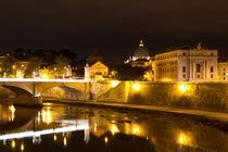 Ponte Vittorio Emanuele II by Evren Kalinbacak