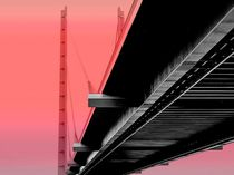 bridge to wonderland II von fotokunst66