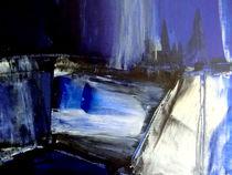 | Eingetaucht | Detail II von Kerstin Kell