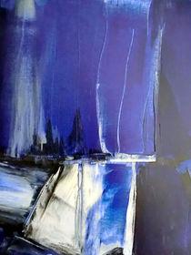 | Eingetaucht | Detail I von Kerstin Kell