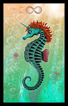 Sea-unicorn