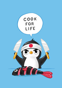 Penguin Chef von freeminds