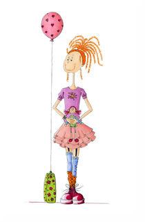 Puppen - feminina by Monika Blank-Terporten