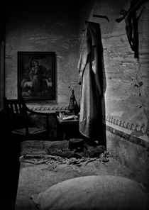 A Cell In Santa Barbara Mission von RicardMN Photography