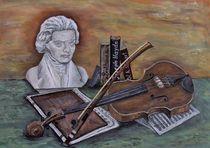 """Stillleben """"Beethoven"""" by Elisabeth Maier"""
