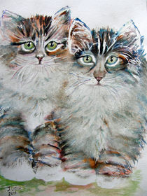 Geschwister by Irina Usova