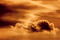 Golden Clouds by Marc Garrido Clotet