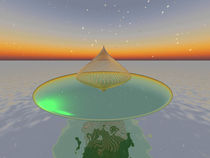 'Zwiebel UFO' by Frank Siegling