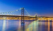 Nightly Lisbon by Michael Abid