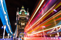 London Tower Bridge von Michael Abid