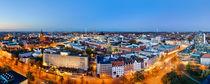 Hannover Skyline von Michael Abid