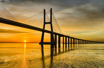 Lisbon Sunrise by Michael Abid