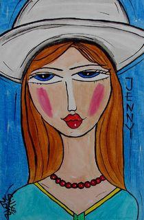 """Jenny"" von Silke Heil-Sandberg"