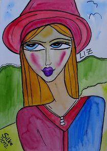 """""""Liz"""" by Silke Heil-Sandberg"""