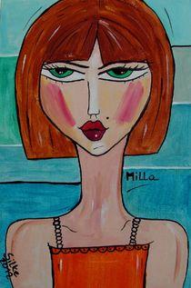 "'""Milla""' by Silke Heil-Sandberg"