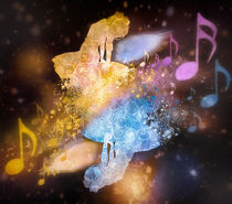 Musical Universe by olgasart
