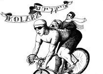 Cyclist/????????? von Stanislaw Legus