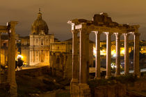 Roman Forum by Evren Kalinbacak