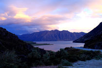 Dreamland Lake Wanaka by Gitta Wick