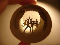 Roll Ballet von Anastassia Elias