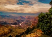 GRAND CANYON AFTER THUNDERSTORM von Maks Erlikh
