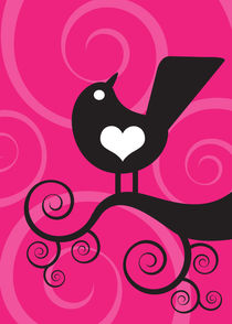 love and a bird 7 by thomasdesign