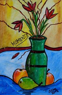 """Moments"" by Silke Heil-Sandberg"