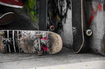 Skateboards von Thomas Train