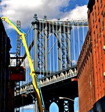 MANHATTAN BRIDGE. von Maks Erlikh