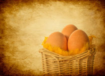 Easter eggs. von Hobort Hob
