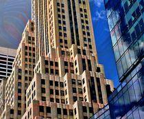 NY,NY,NY from 1930 von Maks Erlikh
