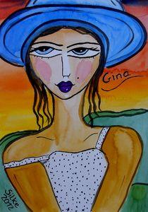 """""""Gina"""" by Silke Heil-Sandberg"""