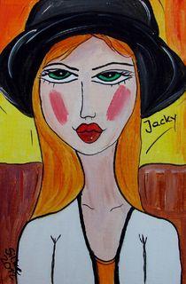 """Jacky"" von Silke Heil-Sandberg"