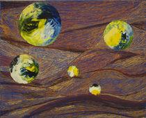 Wellen tragen von Helmut Hackl