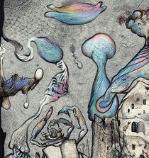 Wahnreale Landschaft by friedrich stumpfi