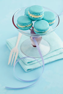 Französische Macarons by Elisabeth Cölfen