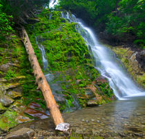 The Waterfall by linconnu