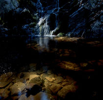 Mountain cascade von Intensivelight Panorama-Edition