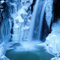Freezing waterfall by Intensivelight Panorama-Edition
