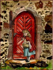 Hallo jemand daheim ? von Marie Luise Strohmenger