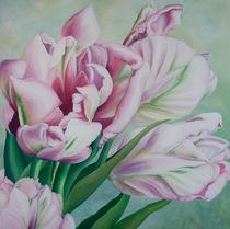 Tulpen 1 by Renate Berghaus