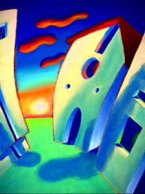 Sunset 02 by Mikel Cornejo Larrañaga
