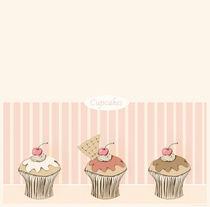 Cupcakes von Cecilia Sanchez