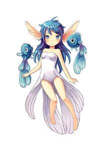 Mermaid 2 by freeminds