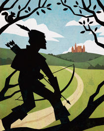 Robin Hood by Benjamin Bay