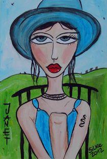 """Janet"" by Silke Heil-Sandberg"